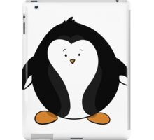 Penguin Too Cute iPad Case/Skin