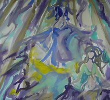 Lavender Harvest Celebration by Anthea  Slade