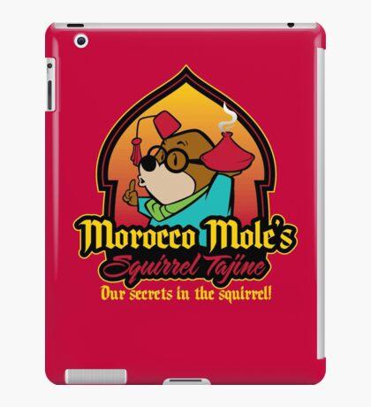 Morocco Mole's Squirrel Tajine iPad Case/Skin