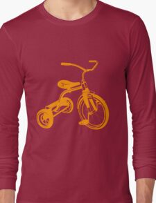 TRICYCLE Long Sleeve T-Shirt
