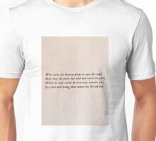 The Seeker Unisex T-Shirt