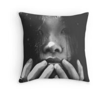 genki Throw Pillow