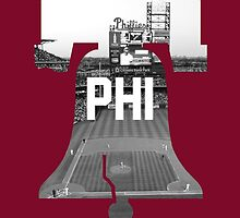 Philadelphia Phils by BeinkVin