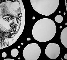 The Big Bang #4 African Boy by somebody Somewhere