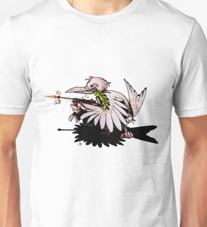 Fighting For Peace (2) Unisex T-Shirt