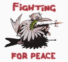 Fighting For Peace (3) by Karsten Stier