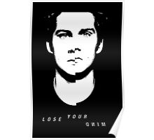 Lose Your Mind - Stiles Poster