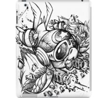 War Bird Doodle iPad Case/Skin