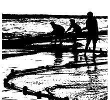 Fishing by Sandra Guzman
