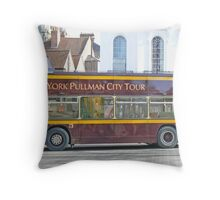 Tickets Please! Throw Pillow