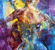 At The Concert by Ballet Dance-Artist