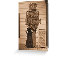 You stole my John!! Greeting Card