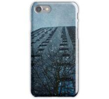 Snow series Tower Block iPhone Case/Skin
