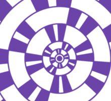 Mandala 1 Purple Haze Sticker