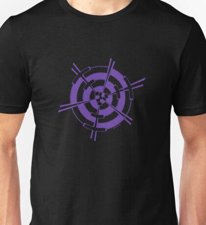 Mandala 3 Purple Haze  Unisex T-Shirt