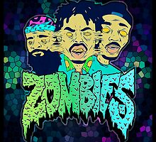 Zombies by trapworld