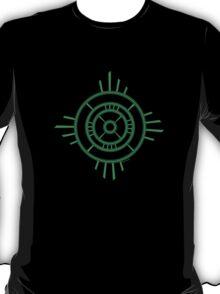 Mandala 4 Green With Envy  T-Shirt