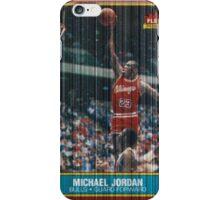 Rookie card iPhone Case/Skin