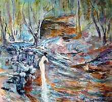 Anjelica Dreamt by RoyAllen Hunt