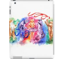Dancing cats iPad Case/Skin