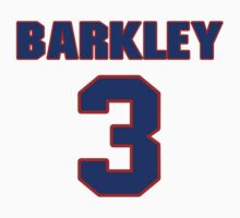 National baseball player Red Barkley jersey 3 by imsport