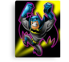 Bat Maniac Canvas Print