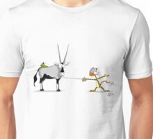 marmalade swordfight2 Unisex T-Shirt