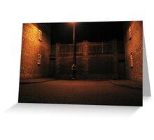 Urban Solitude 02 Greeting Card