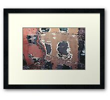 Reflections of Venice Framed Print