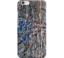 Berlin Mauer American Flag iPhone Case/Skin