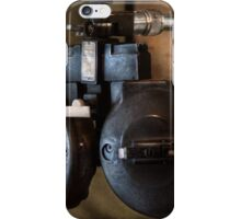 Doctor - Optometry - An old phoropter  iPhone Case/Skin
