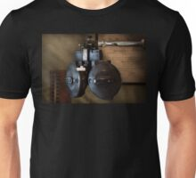 Doctor - Optometry - An old phoropter  Unisex T-Shirt
