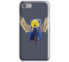 The Superwholock time-travel Detective iPhone Case/Skin