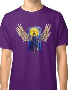 The Superwholock time-travel Detective Classic T-Shirt