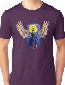 The Superwholock time-travel Detective Unisex T-Shirt