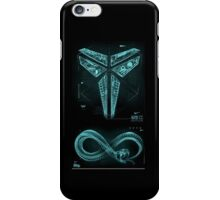 Kobe Black Mamba iPhone Case/Skin