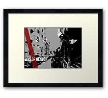 Bits of heaven Framed Print