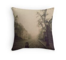 { the perfect crime } Throw Pillow
