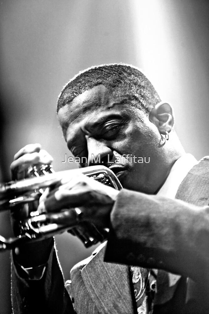 Jazz Messengers 03 by Jean M. Laffitau
