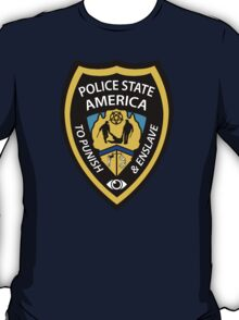 Police State America T-Shirt