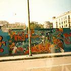 Spainish Graffiti by karen66