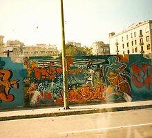 Spainish Graffiti by karen66