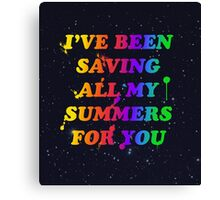 Like Froot Canvas Print