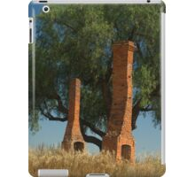 Chimneys from yesteryear iPad Case/Skin