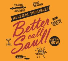 Breaking Bad - Better Call Saul by nashkot