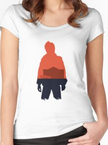 Marty! Women's Fitted Scoop T-Shirt