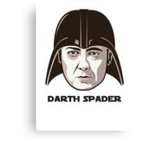 "James Spader is ""DARTH SPADER"" Canvas Print"