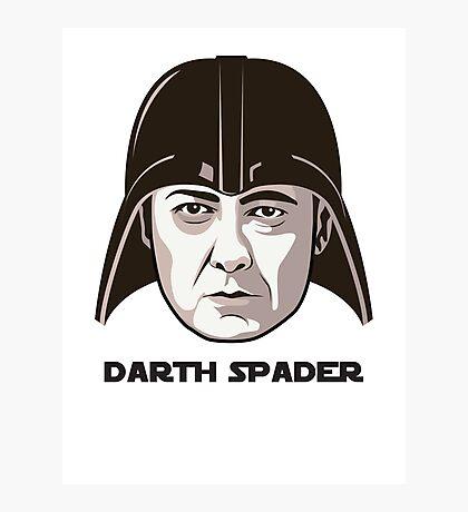 "James Spader is ""DARTH SPADER"" Photographic Print"