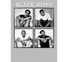 Black Hippi Photographic Print