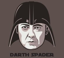 "James Spader is ""DARTH SPADER"" Baby Tee"
